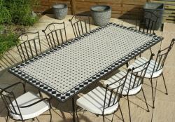 Catalogue Table jardin mosaïque - Table Jardin Mosaïque