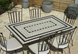 Notice d\'entretien Table Mosaïque - Table Jardin Mosaïque